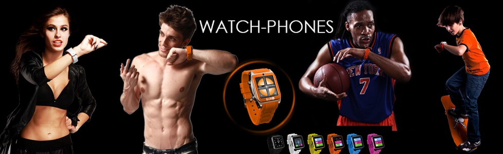 Smartwatches for women, men, sporters and children!